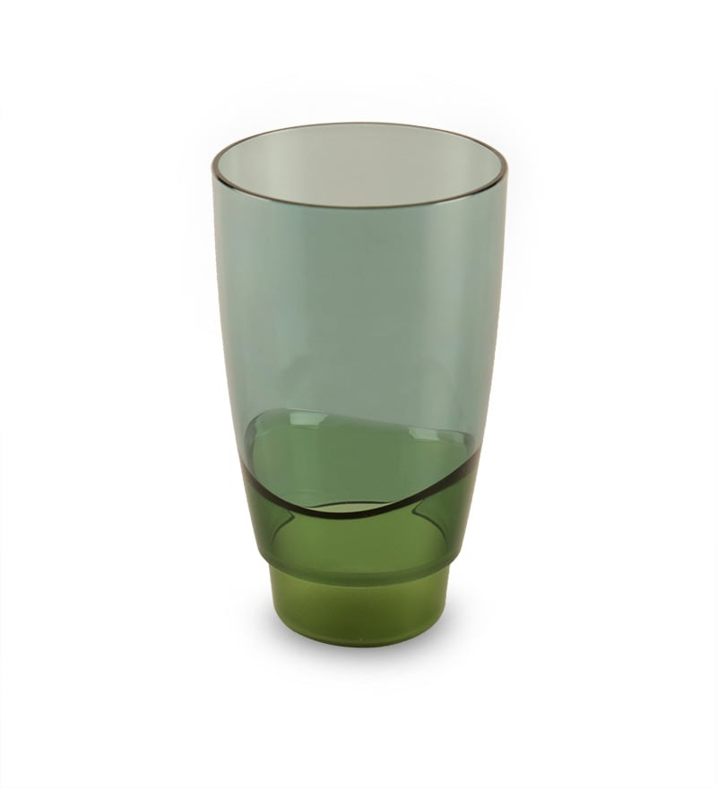 Buy Tupperware Eleganzia Plastic 475 Ml Tall Tumblers
