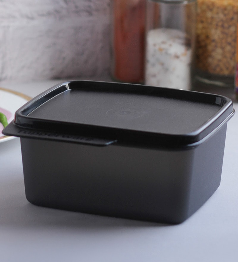 Buy Tupperware Keep Tab Small Black 500 Ml Storage