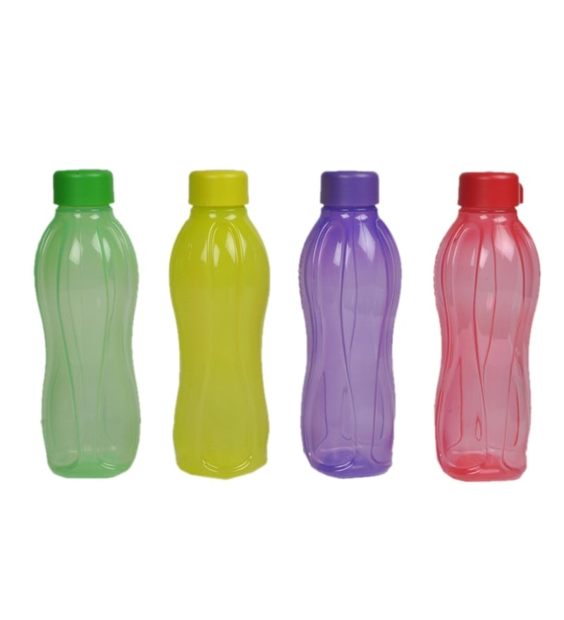 Water Bottle Set: Buy Tupperware Multicolour 1L Bottle