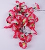 Multicolour Plastic Flower String Light by Tu Casa