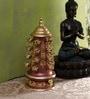 Tu Casa Revolving Gold Diya