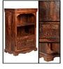 Tuskar Storage Cabinet in Walnut Finish by HomeTown