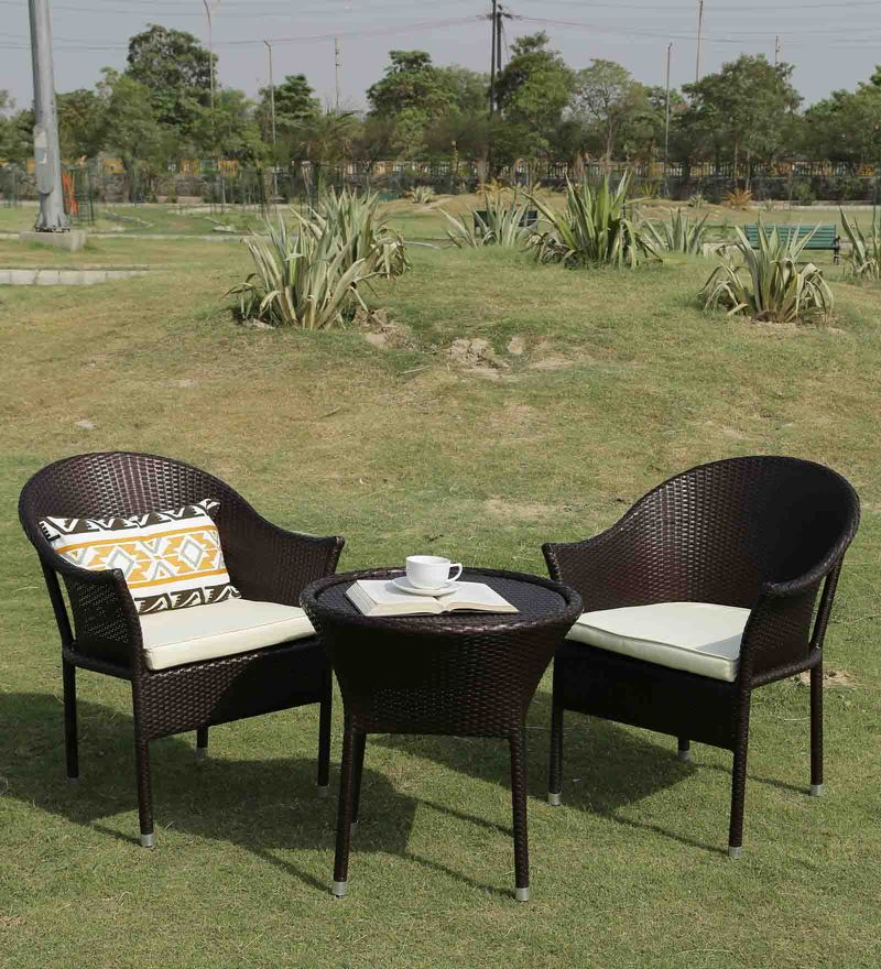 Two Seater Patio Set Part - 40: Two Seater Outdoor Set By Svelte
