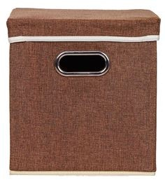 Uberlyfe Cardboard 25 L Brown Storage Boxes