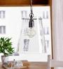 Clear Glass Pendants by Ujjala