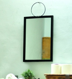 Untold Homes Natural Glass Bathroom Wall Mounted Mirror Frame