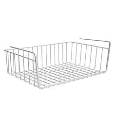 Upasana Large Mild Steel Undershelf Basket - Set Of 3