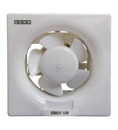 Usha Crispair 150MM White Exhaust Fan