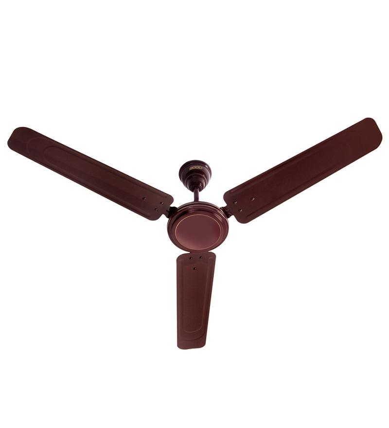 Usha Ace Ex Brown Ceiling Fan - 47.24 inch