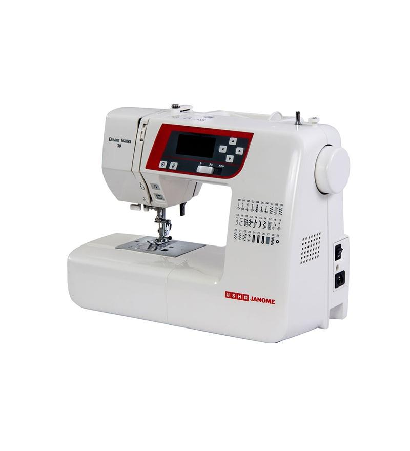 Buy Usha Dream Maker 30 Automatic Sewing Machine Online ...