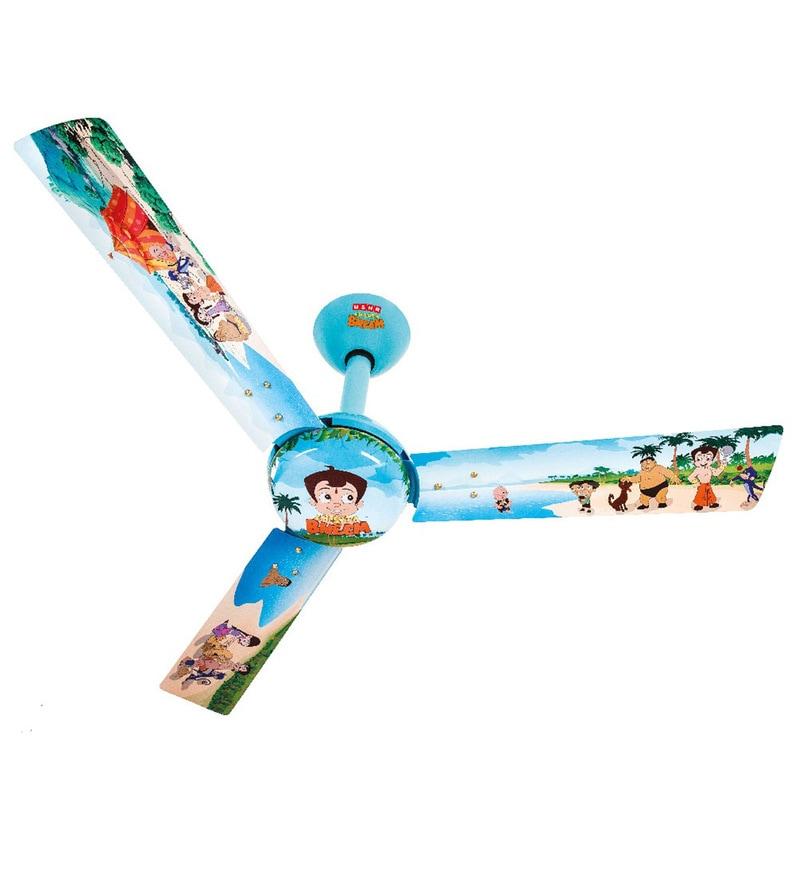 Usha Chota Bheem Beach Fun 1200 mm Multicolour Ceiling Fan