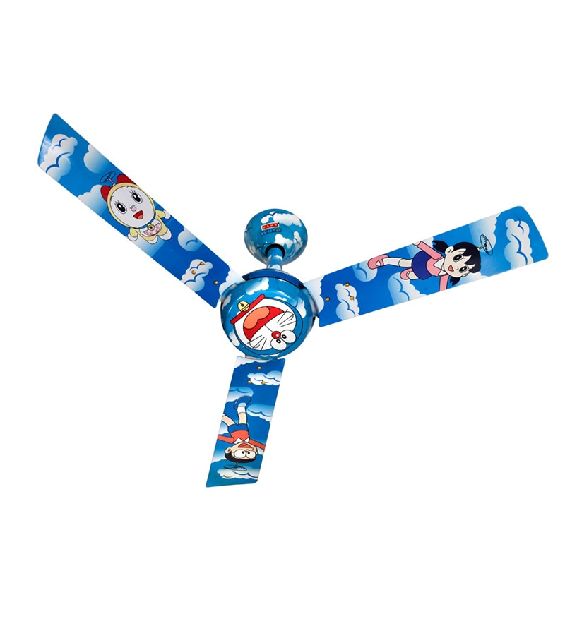 Usha Doraemon Copter Kids Ceiling Fan - 47.24 inch
