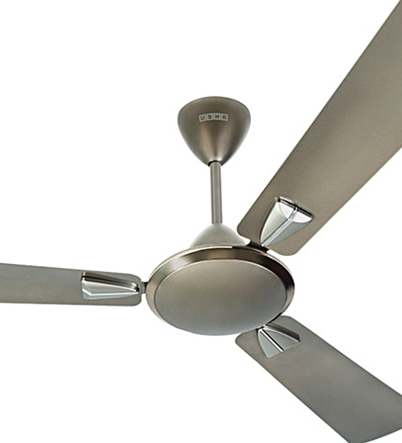 Buy usha striker 1200 mm silver ceiling fan online ceiling fans click to zoom inout mozeypictures Gallery