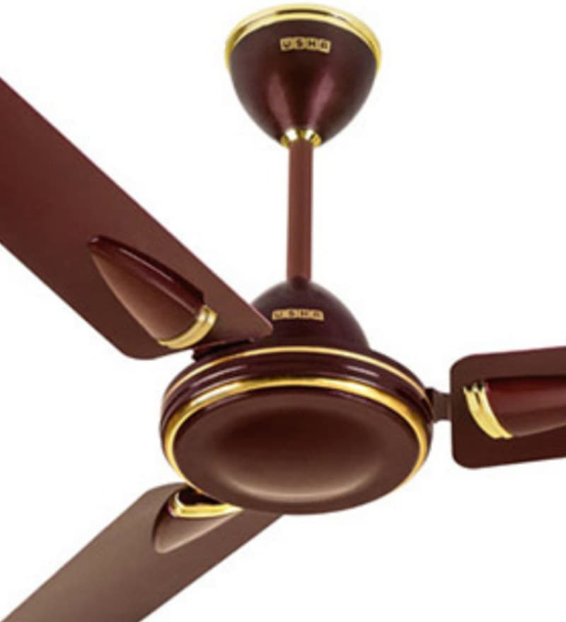 Buy Usha Striker Millennium Matte Brown Ceiling Fan 47