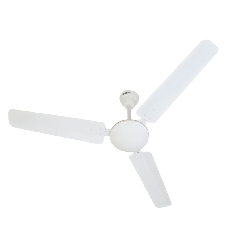 Usha Technix White Metal 3 Blades Energy Saver Ceiling Fan