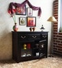 Prescott Sideboard in Espresso Walnut Finish by Woodsworth