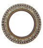 Noble Round Wall Mirror by Venetian Design