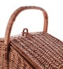 Viso Cane Copper 8 L Large Basket