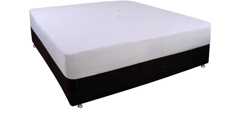 Waterproof Single-Size Mattress Protector by Springtek