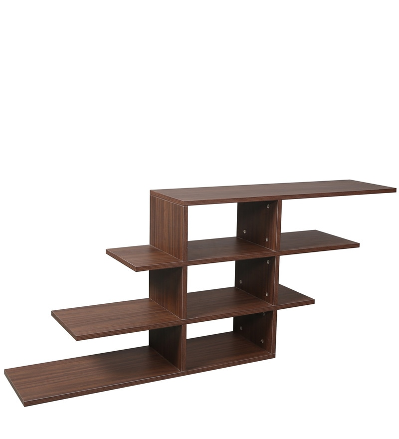 Z Gallerie Bedroom Furniture Bedroom Tv Cabinet Modern Bedroom Bookshelves Elegant Bedroom Furniture: Buy Z-Shape Wall Shelf In Versailles Finish Finish By