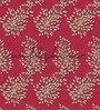 Maroon Non Woven Paper The Dandelion Wall Wallpaper by Wallskin