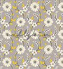 Multicolour Non Woven Paper The Flower Wall Wallpaper by Wallskin