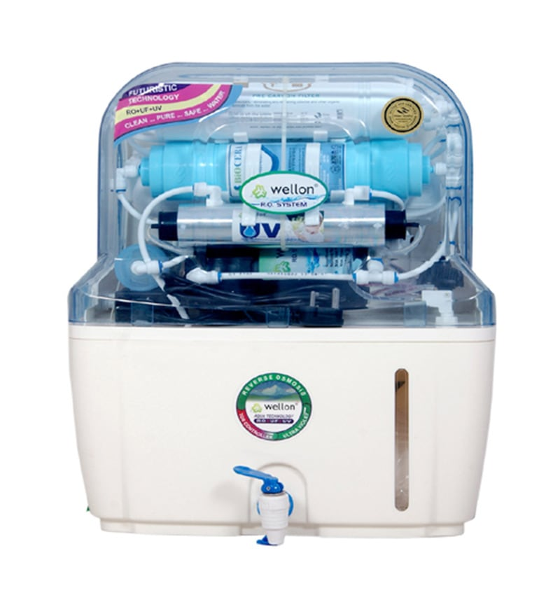 Wellon RO Eight Stages Purifier System