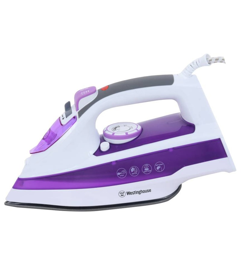Westinghouse Nt18B124P-Cs 2000 Watt Steam Iron