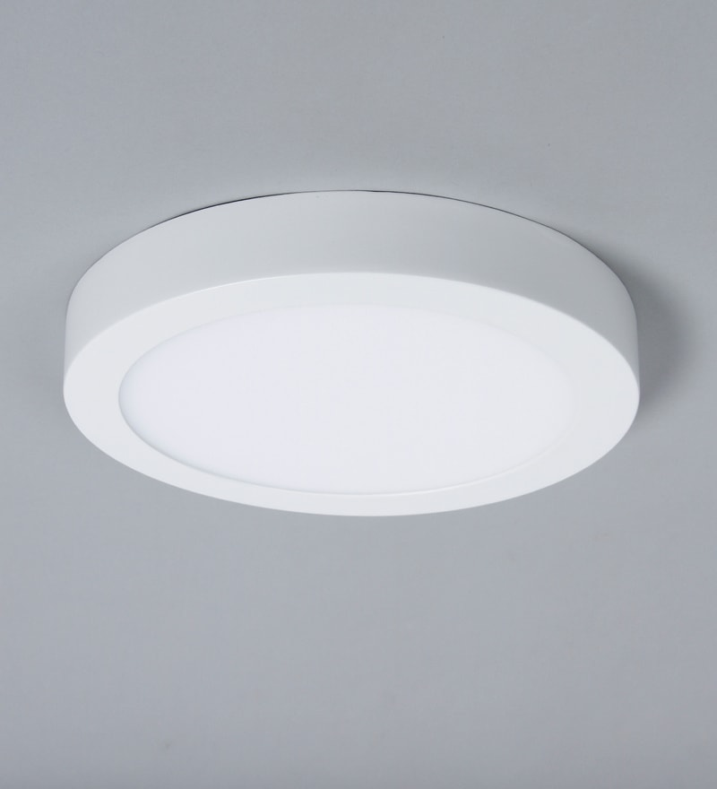 Buy White Aluminium Concealed Light By Patco Electricals Online Panel Lights Ceiling Lights