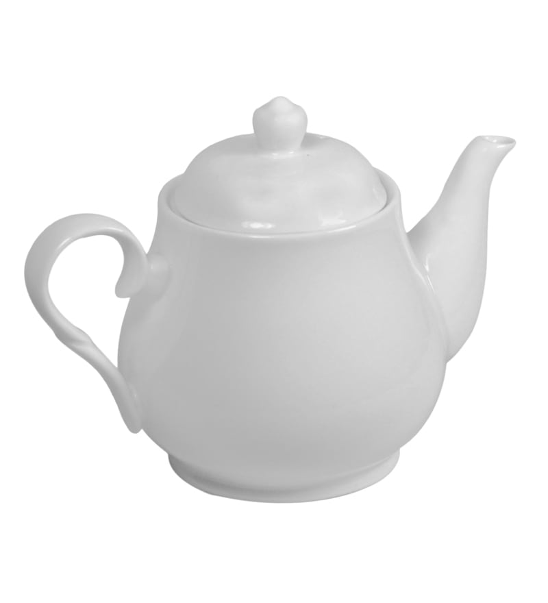 Wilmax England Porcelain 1150 ML Tea Pot
