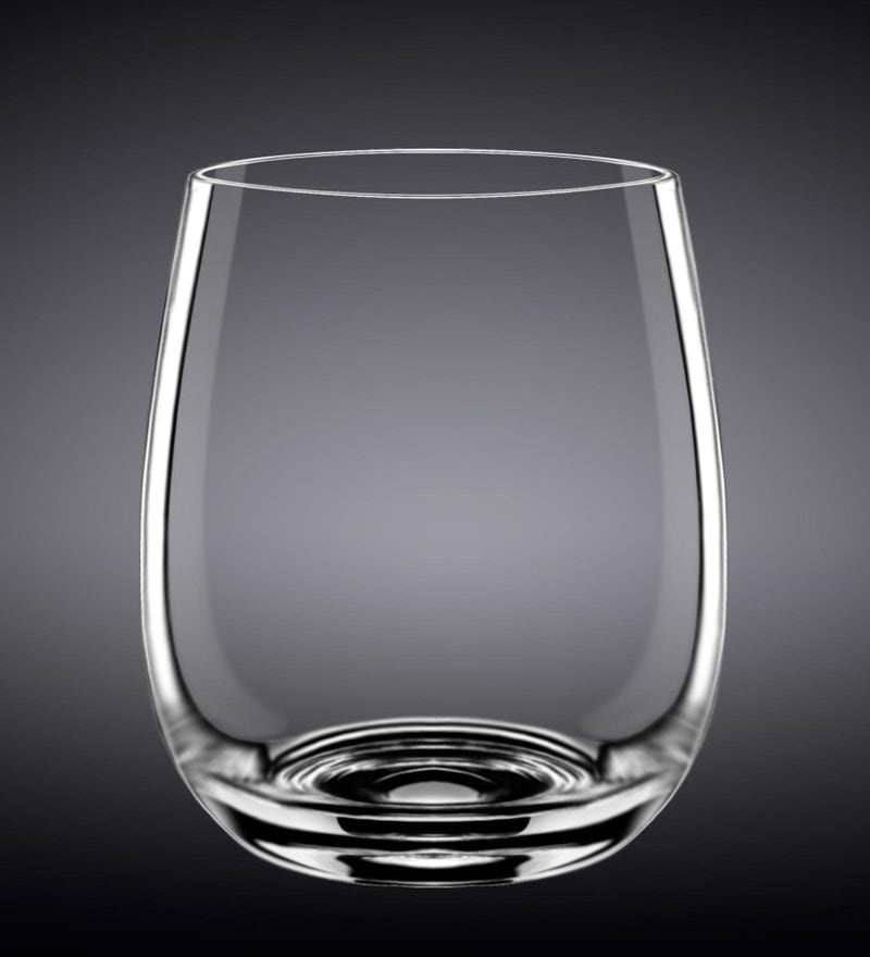 Wilmax England Whisky Glass - Set of 6 in Plain Box
