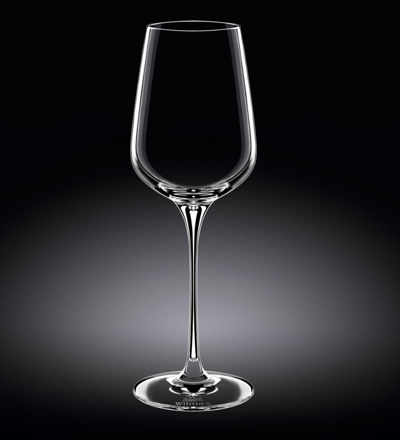 Wilmax England Wine Glass - Set of 2 in Colour Box