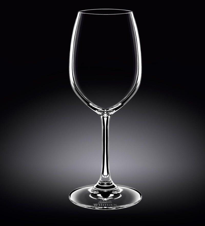 Wilmax England Wine Glass - Set of 6 in Plain Box