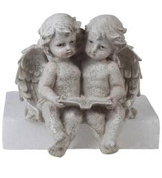 White Angels Figurine