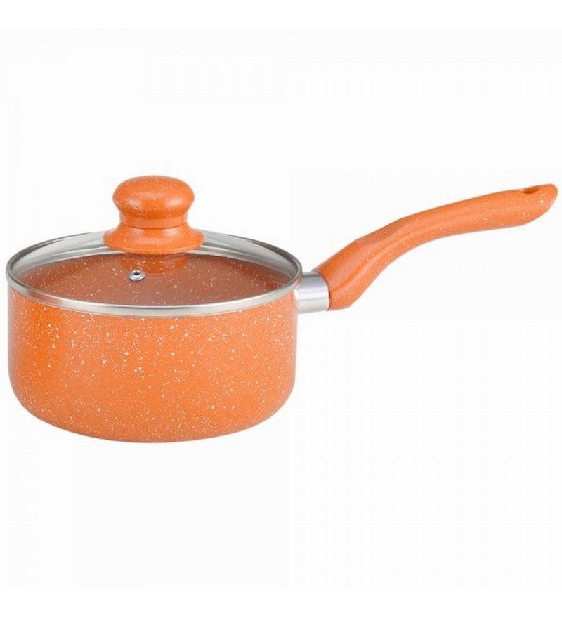Aluminium Orange Sauce Pan by Wonderchef