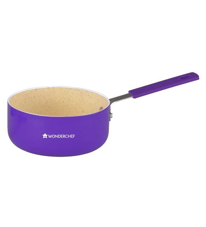 Piccolo Aluminium 900 ML Sauce Pan by Wonderchef