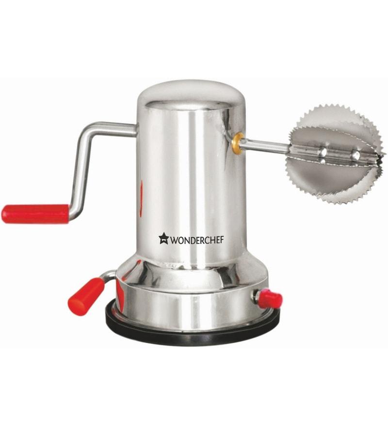 Wonderchef Stainless Steel Silver Kitchen Tool