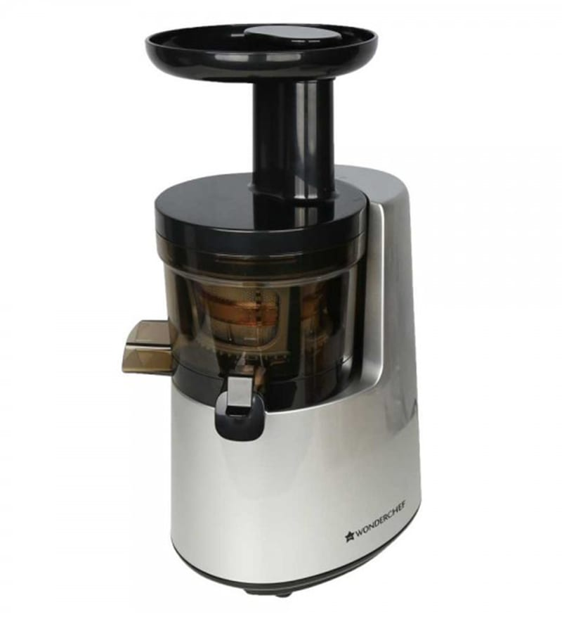 Wonderchef V6 200 W Cold Press Juicer