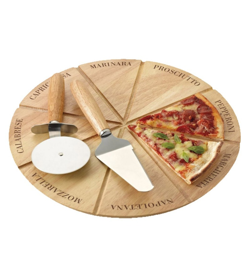 Wonderchef Pizza Board Set
