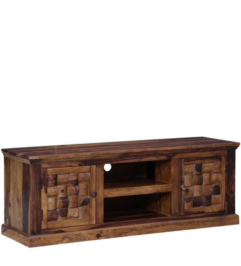 buy woodway unit in provincial teak finish by woodsworth online units units pepperfry