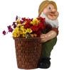 Gnome with Yellow Cap Pot by Wonderland