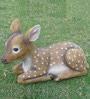 Lying Deer Garden Decoration by Wonderland