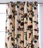 Woodson Cream Cotton 51 x 83 Inch Door Curtains - Set of 2