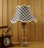 Grey Jute Table Lamp by Woody Lamp House