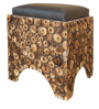 Woody Theme Stool by Saaga
