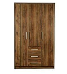 3 Door Wardrobe Online Buy Three Door Wardrobes With Mirrors