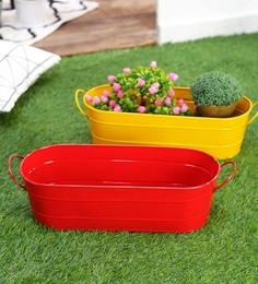 Flower Pots Planters Online Buy Garden Pots For Plants In