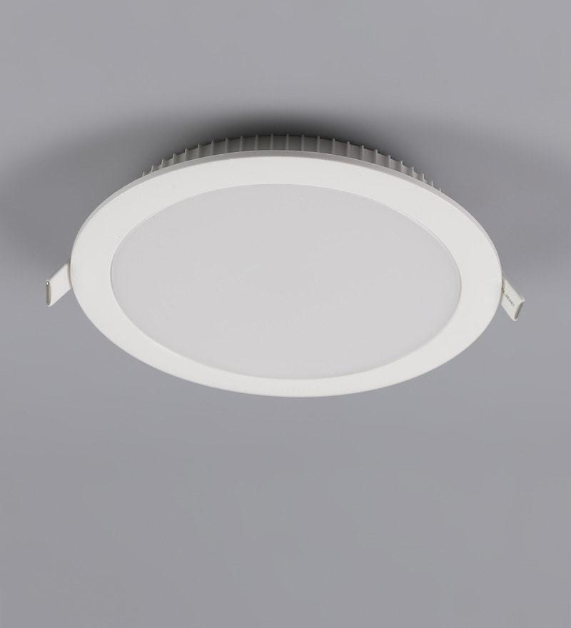 Buy Yellow Plastic Astra Prime 15 W Concealed Ceiling