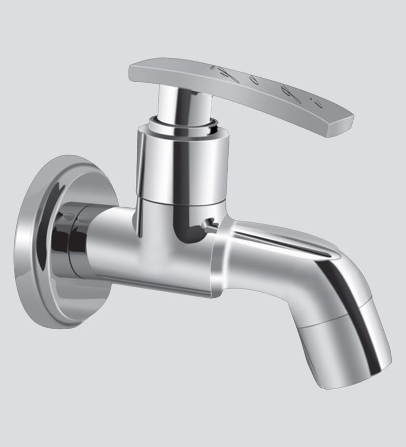 Buy Grohe Universal Chrome Brass Cube Bath Tap Online - Bath Taps ...