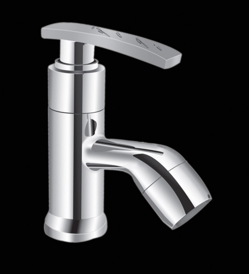Buy Hansgrohe Axor Citterio E Chrome Brass Single Lever Basin Tap ...